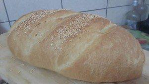 לחם של שבת. המתכון באדיבות מיכל בן סימון.