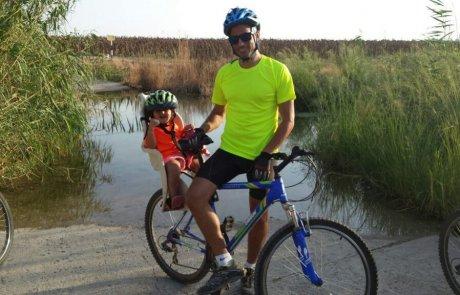כל המשפחה בטבע! מטיילים בשפלה על אופניים/ רכב גולף עם עידן אופן – בימי ראשון עד שישי!