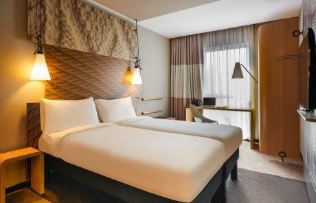 מלון איביס סטיילס ירושלים מרכז העיר – מרשת אקור העולמית