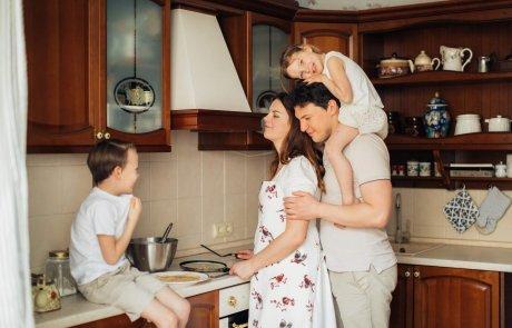 בישול עם הילדים בחופשה