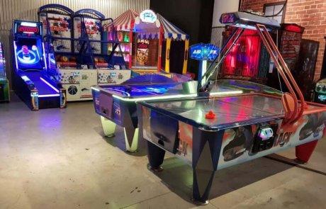 משחקיית סטריט גיימס – כפר סבא