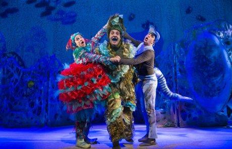 ינואר 2020 חם באומנויות הבמה בהרצליה – הצגות לכל המשפחה!