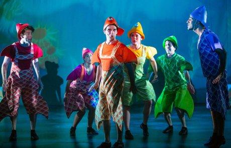 """פסטיבל המוסיקה והאומנויות הגדול לילדים חוזר:  """"צלילי ילדות"""" 2019  חוה""""מ סוכות 15-17 באוקטובר בתיאטרון חולון"""