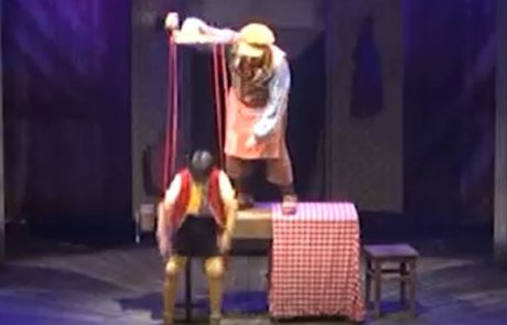 פינוקיו דל'ארטה – ממתק אמיתי לילדים בהיכל בהרצליה…
