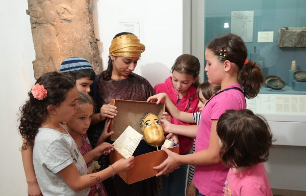 מרץ 2020 במוזיאון ארצות המקרא בירושלים