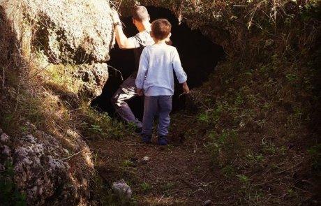 טיול לאפולוניה ומערות שמריהו שבשרון-כרגע אתר המערות בשמריהו סגור למבקרים עקב ליקויי בטיחות
