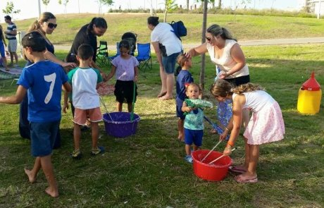 מפגש חברי מה עושים בשבת בפארק אשדוד ים