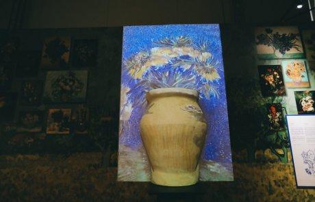 התערוכה המדוברת בעולםמיצירותיו של Van Gogh מגיעה לישראל !