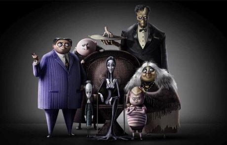 משפחת אדמס חוזרת למסך הגדול בקולנוע!