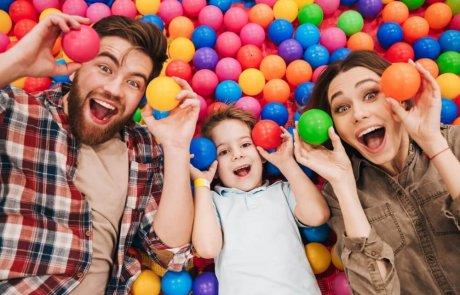 פעלטון – רשת משחקיות – חוויה של בריאות תנועה והנאה לילדים!