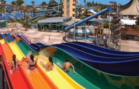 ימית ספארק המים – פארק המים המוביל במדינה!