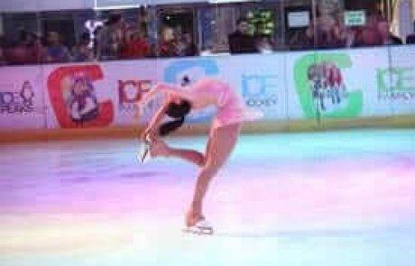 סוכות 2019בהיכל הקרח פארק פרס, חולון  תחרות ריקוד ה-פורטנייט על הקרח!